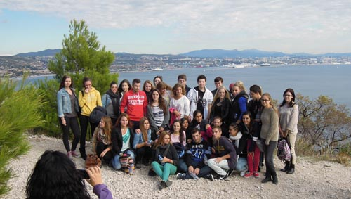 comenius: marseille1